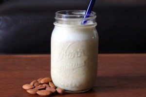 almond-milk-in-a-jar