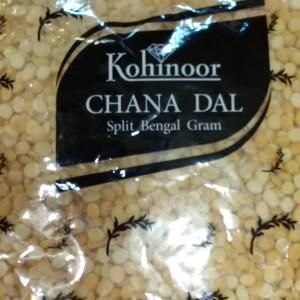 Dry Chana Dahl Beans