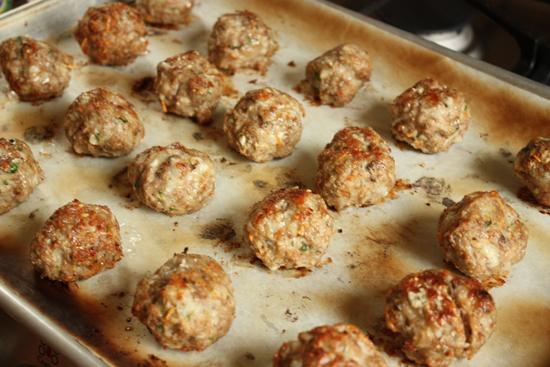 Mel's Easy Peasy Turkey Meatballs | Sister Uglier